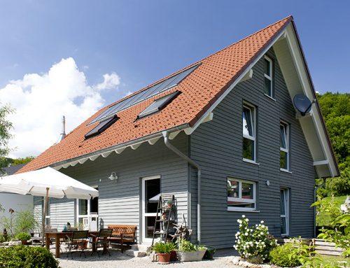 Holzhaus Diessen 1